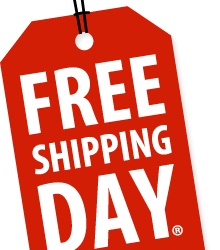 Free Shipping Day - December 18, 2014