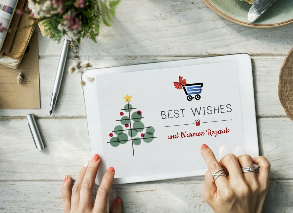Best Wishes and Warmest Regards from SmartCart